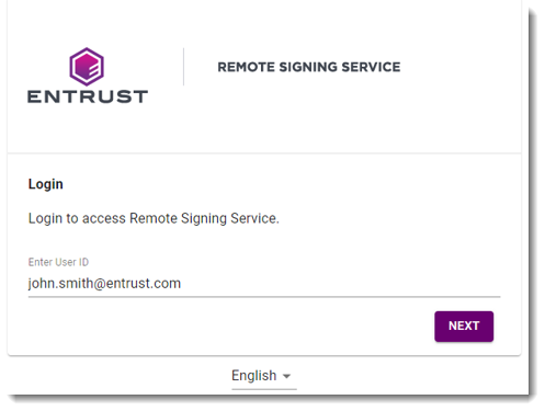 Remote_Signing_Service_Username