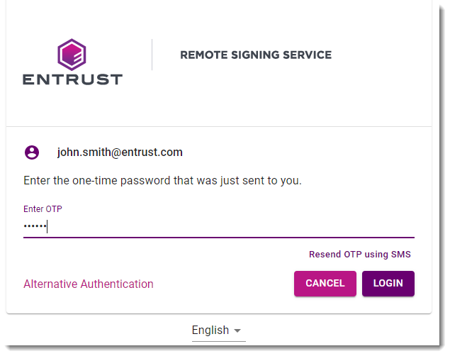 Remote_Signing_Service_OTP V2
